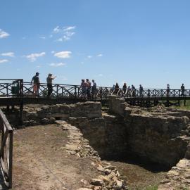 Экскурсия на городище Танаис